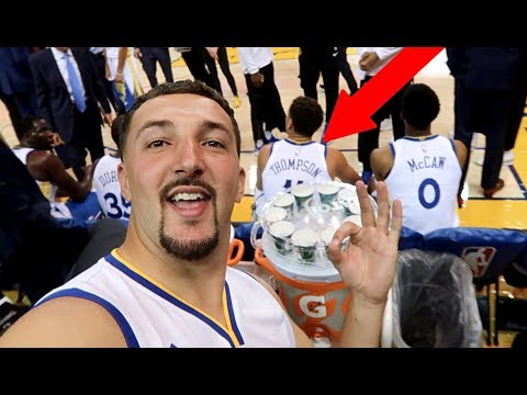 Thumbnail: Pretending To Be Klay Thompson
