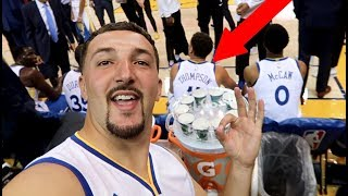Pretending To Be Klay Thompson thumbnail