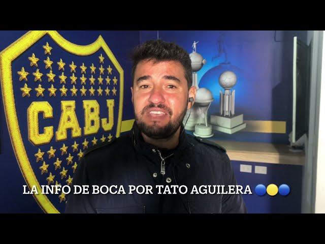 La info de #Boca: ¿Qué te parece el once para recibir a Defensa y Justicia? Además muchas novedades