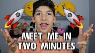 MEET ME IN 2 MIN | Mario Selman