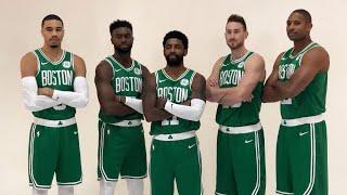 All The Boston Celtics Ready For The NBA Championship?