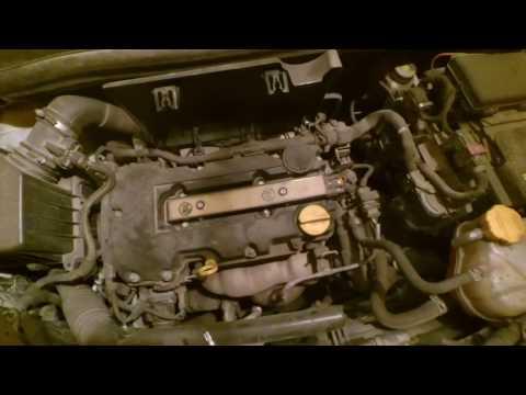 Фото к видео: Осмотр модуля зажигания Opel Corsa D