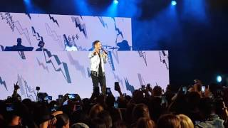 Intro Jbalvin - Veneno/Safari concierto Vivo/Live The Novo DTLA Los Angeles CA 2016