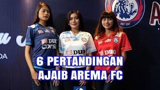 6 Pertandingan Berat AREMA FC Nembus Final Piala Presiden 2017
