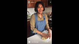 Sohla Makes Parker House Rolls