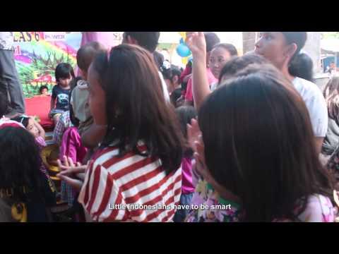Little Indonesians & The Storyteller