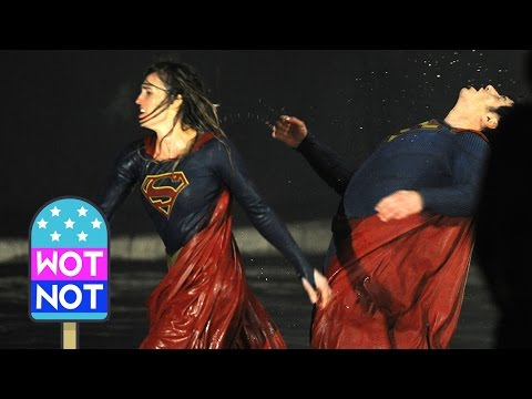 Supergirl FIGHTS Superman - Season Finale 2x20 SPOILER ALERT!