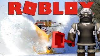 KILO'S SNEEUW SCHEPPEN !! | Roblox Snow Shoveling Simulator