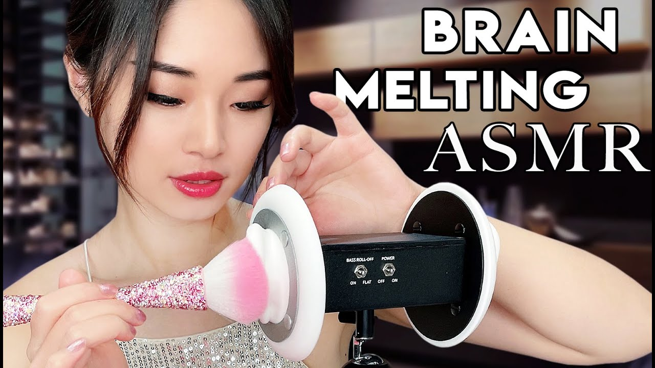 [ASMR] ~Brain Melting~ 3dio Sleep Treatment
