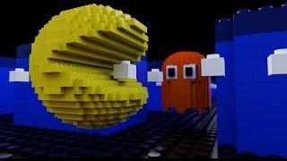 Pacman Lego