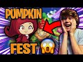 Prodigy - PUMPKINFEST 2020 together with LEVEL 100!!!