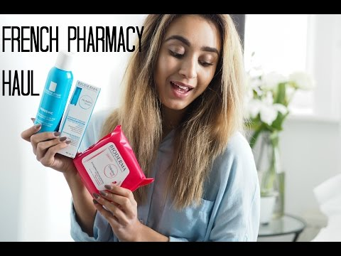 French Pharmacy Skincare Haul | Bioderma, La Roche Posay