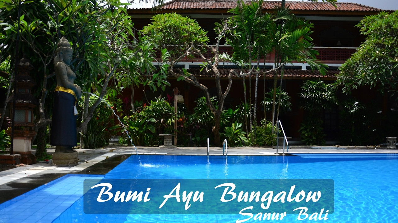 Bumi Ayu Bungalows Sanur Bali