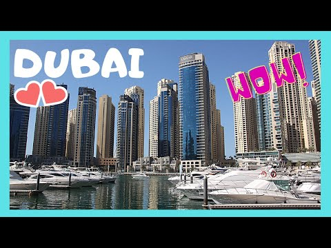 The ARCHITECTURE of DUBAI, United Arab Emirates