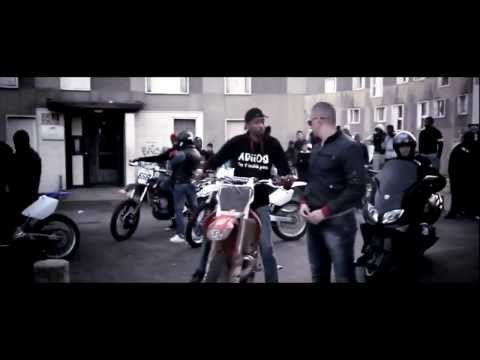 Paris Ile de France c'est Gangsta 75 77 78 91 92 93 94 95