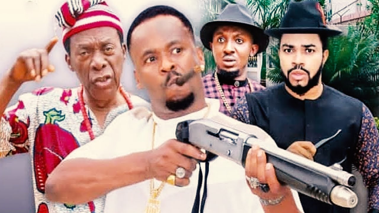 Download Action Squad - Zubby Micheal|Latest Nigerian Nollywood Movie