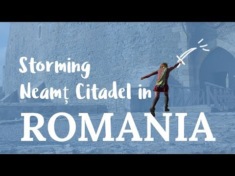 Storming the Citadel Neamt in Romania | Travel on the Brain
