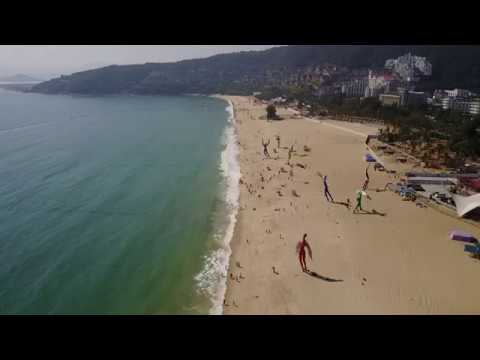 DJI Mavic Pro, Dameisha Beach, Shenzhen, China