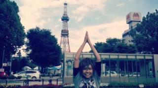 風男塾、ロケで大通り公園へやってきました!