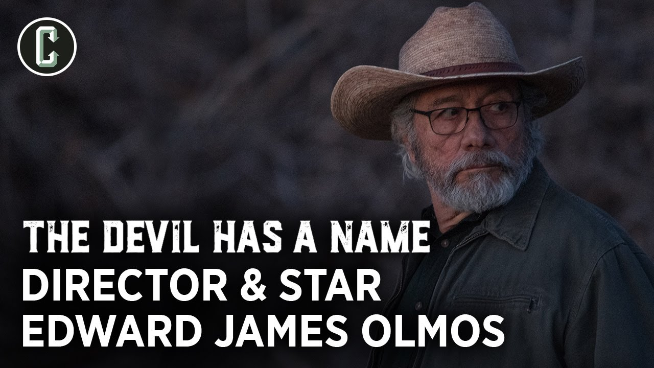 Edward James Olmos on The Devil Has a Name and Directing Himself