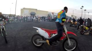 Compton Bike Life New Years Day 2016