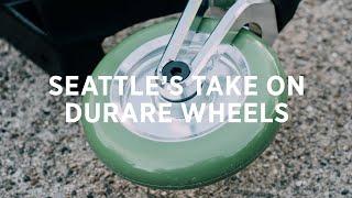 Seattle's Take on Durare Wheels