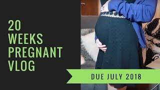 20 Week Pregnancy vlog | Ugh, kidney infection!