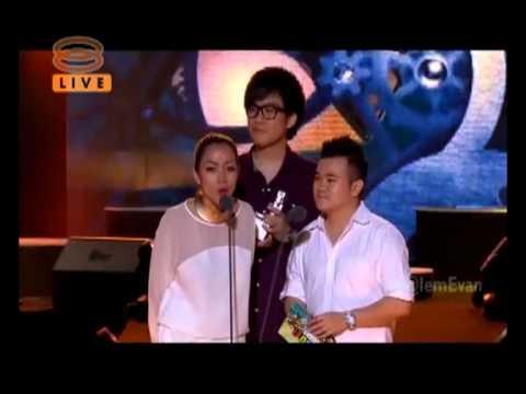 Shouts! Awards 2012 - Black and Malique [Flava Award]