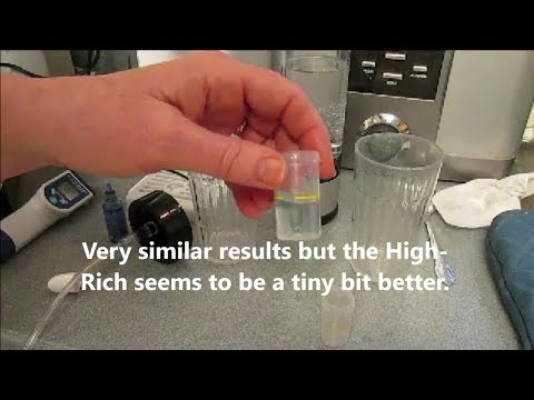 IonPia and High Rich Testing of Molecular Hydrogen