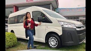 Toyota Hiace 2020 - Lanzamiento Perú (2da. Nota)