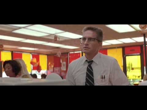 Falling Down [1993] Hamburger Scene