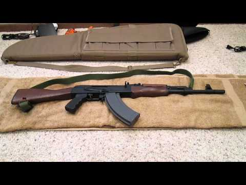 Century Arms C39v2 Review and Field Strip AK-47 Variant
