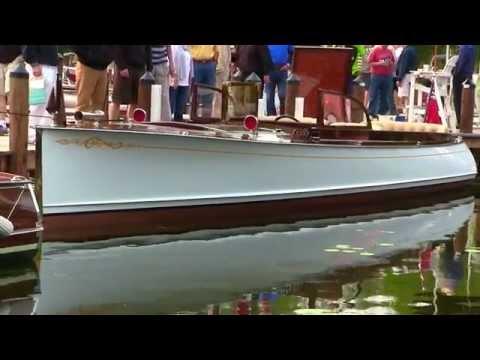 2015 Gull Lake Classic Boat Show at Bar Horbor