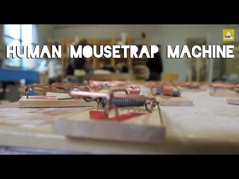 mouse trap machine