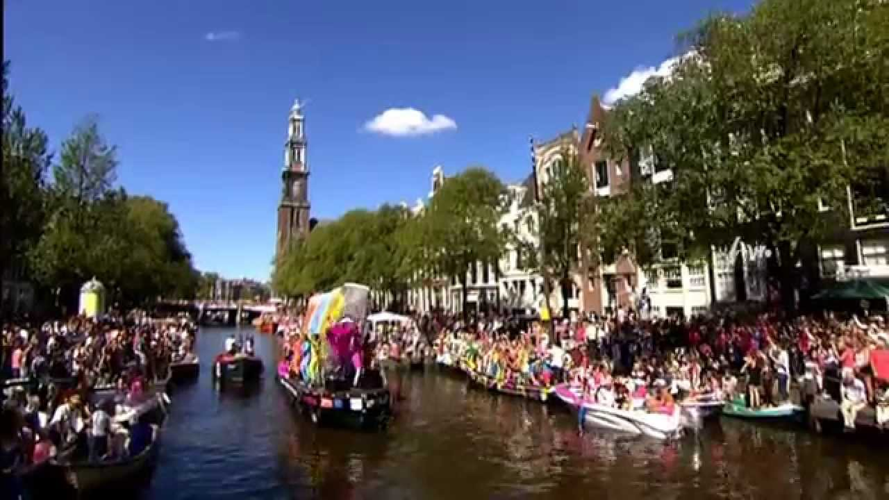 AMSTERDAM FESTIVAL GAY