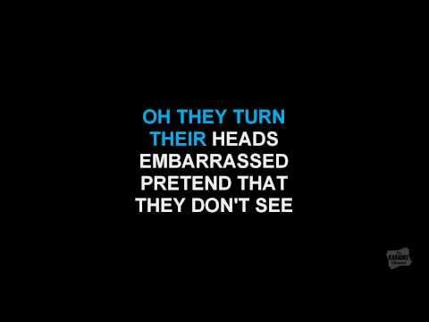 Fallen in the style of Sarah McLachlan karaoke video