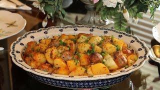 Картошка в духовке#ОЧЕНЬ ВКУСНО#Potatoes in the oven very tasty