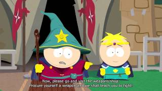 South Park™: The Stick of Truth™ - First 13 minutes Gameplay Trailer [INT]