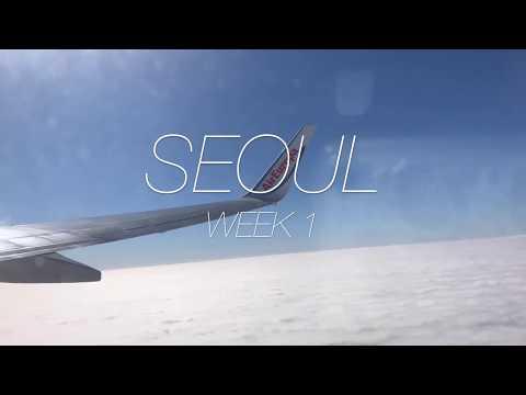 Seoul at HUFS – Week 1