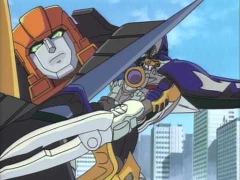 Transformers Robots In Disguise Episodio 22 Sky-Byte El Héroe