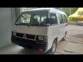 In Depth Tour Mitsubishi L300 Minibus Deluxe - Indonesia