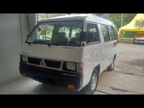 In Depth Tour Mitsubishi L300 Minibus Deluxe - Indonesia