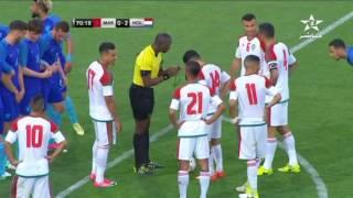 أجمل أهداف مبارك  بوصوفة مع المنتخب المغربي The most beautiful goals of Mubarak Boussoufa with the M