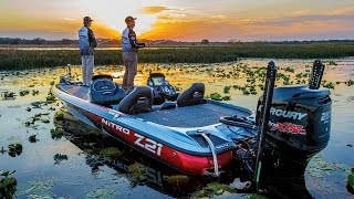 NITRO Boats: 2016 Z21 Performance Bass Fishing Boat