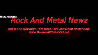 RockandMetalNew Max Threshold Show 29 - New Metallica LuLu - New Anthrax - Wacken 2012!