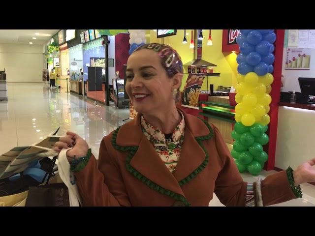 Episódio 5 | Dona Maricotinha toma um cafézinho na praça de alimentação