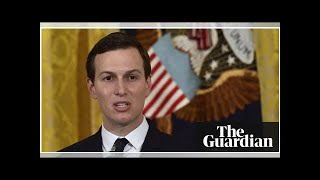 NEWS ||  Jared Kushner grants clearance after the painful process