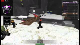 ROBLOX LSF Win 4 of Raid Vasion One