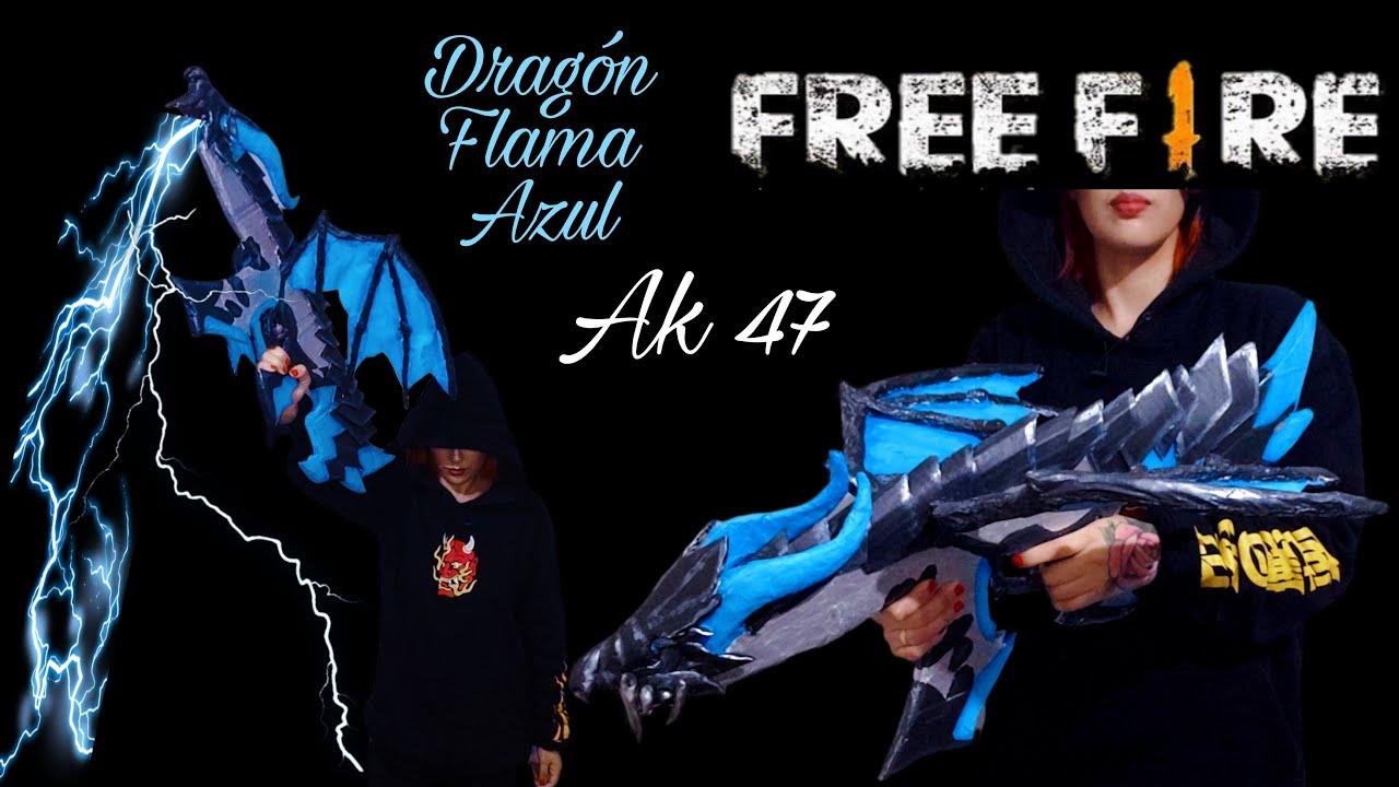 Cómo Hacer la Ak47 EVOLUTIVA Dragón Flama Azul al nivel Máximo - Hacelo Vos / Primera Parte