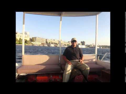 Bell 412 ferry flight Iraq to Uganda